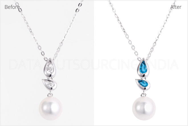 Jewellery Photo Retouching Services India