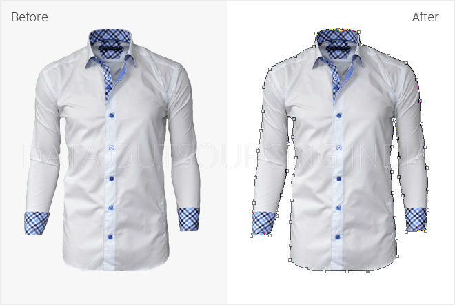 Photo Clipping Path Services India
