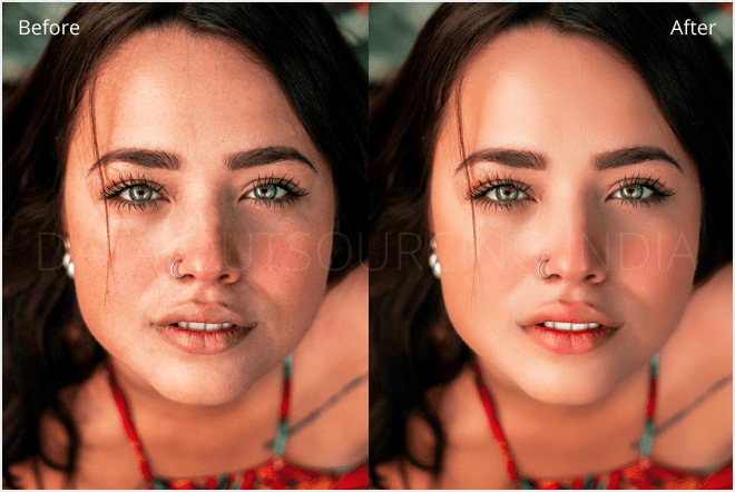 Photo Enhancement Services India