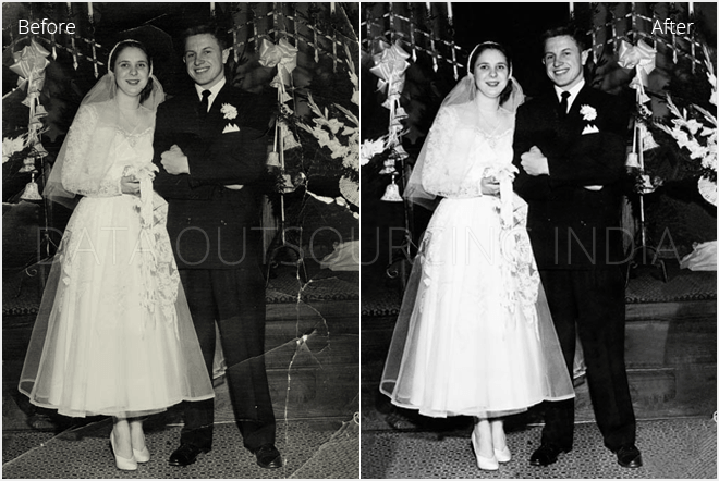 Photo Restoration Services India