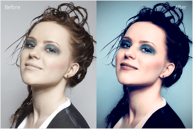 Photo Retouching Services India